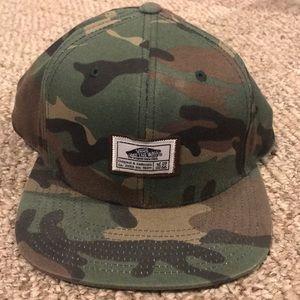 Vans camp hat